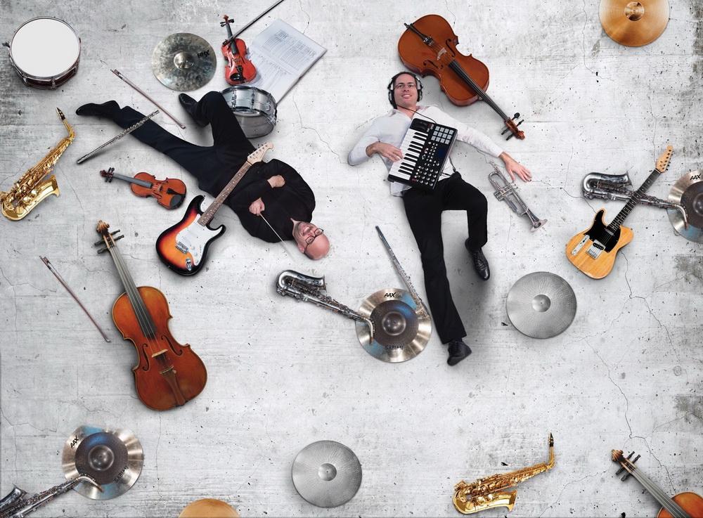 Revolution Orchestra by Yossi Zvekker