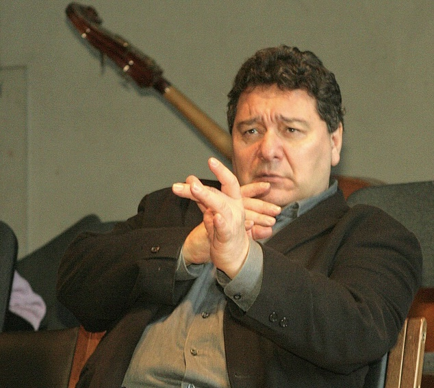Художественный руководитель и автор идеи «1926» Валерий Галендеев