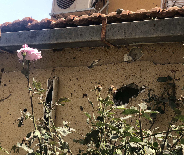 Ашдод. Дом Моше Агади. Фото Елены Шафран