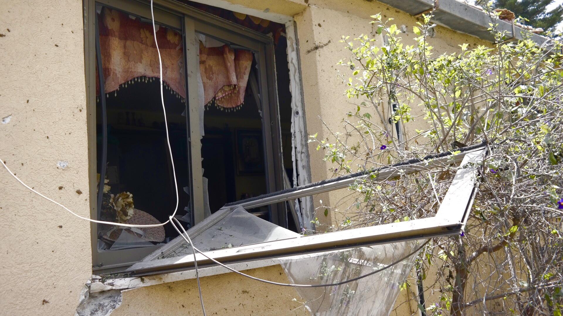 Ашкелон. Дом Моше Агади. Фото Елены Шафран