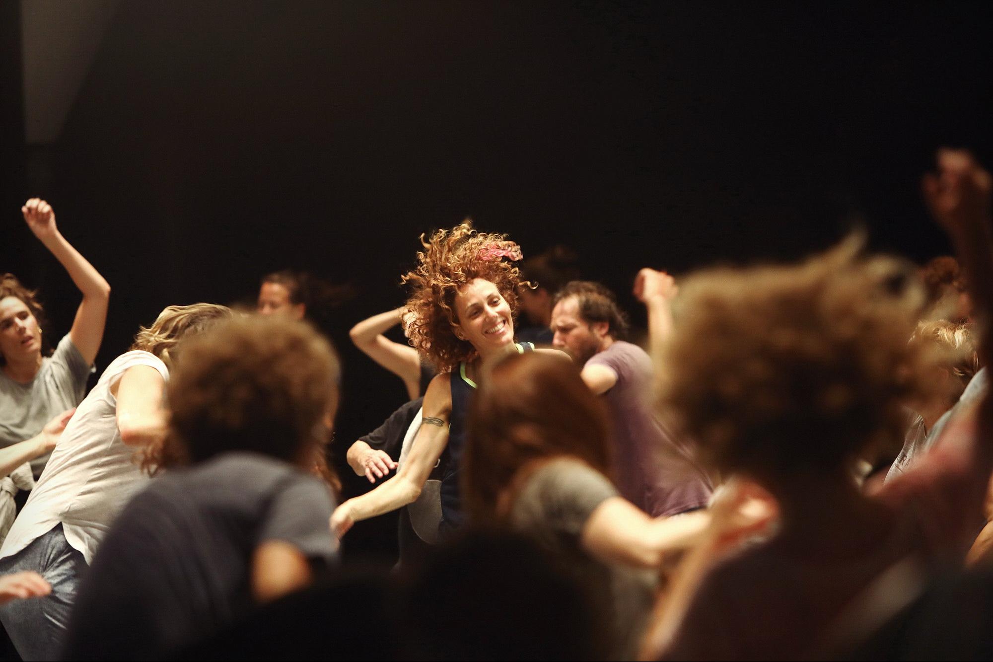 Majesta. Танцы гага. Фото: Асакаф