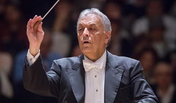 Зубин Мета. 50 лет бессменный руководитель Израильского Филармонического Оркестра. Фото: IPO press-office