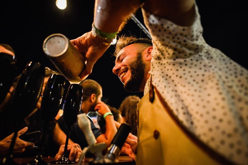 Фестиваль коктейлей. Марина Герцлия. Фото: Том Гец. Предоставлено Центром развития винной культуры «Иш ха-Анавим»