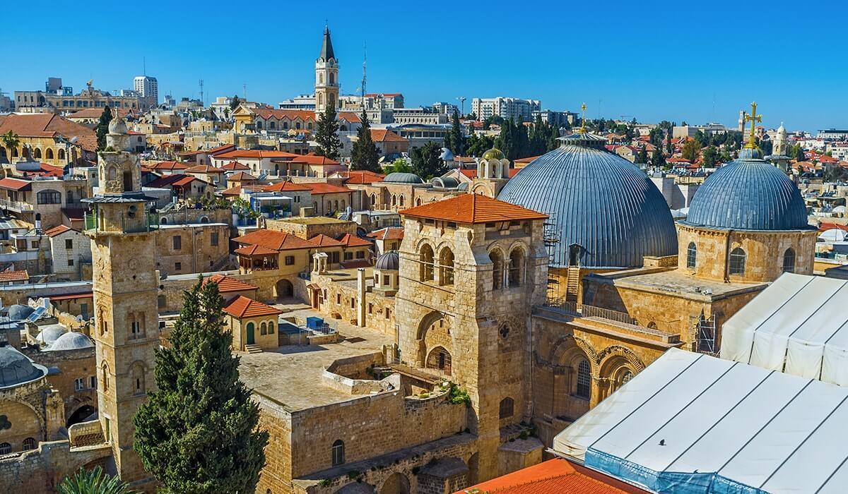 Иерусалим. Старый город. Фото предоставлено министерством туризма