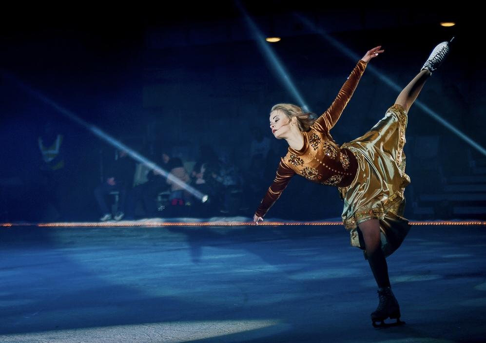 Ледовое шоу. Фото: Iwan Russ/IPA. Предоставлено «Ice Vision»