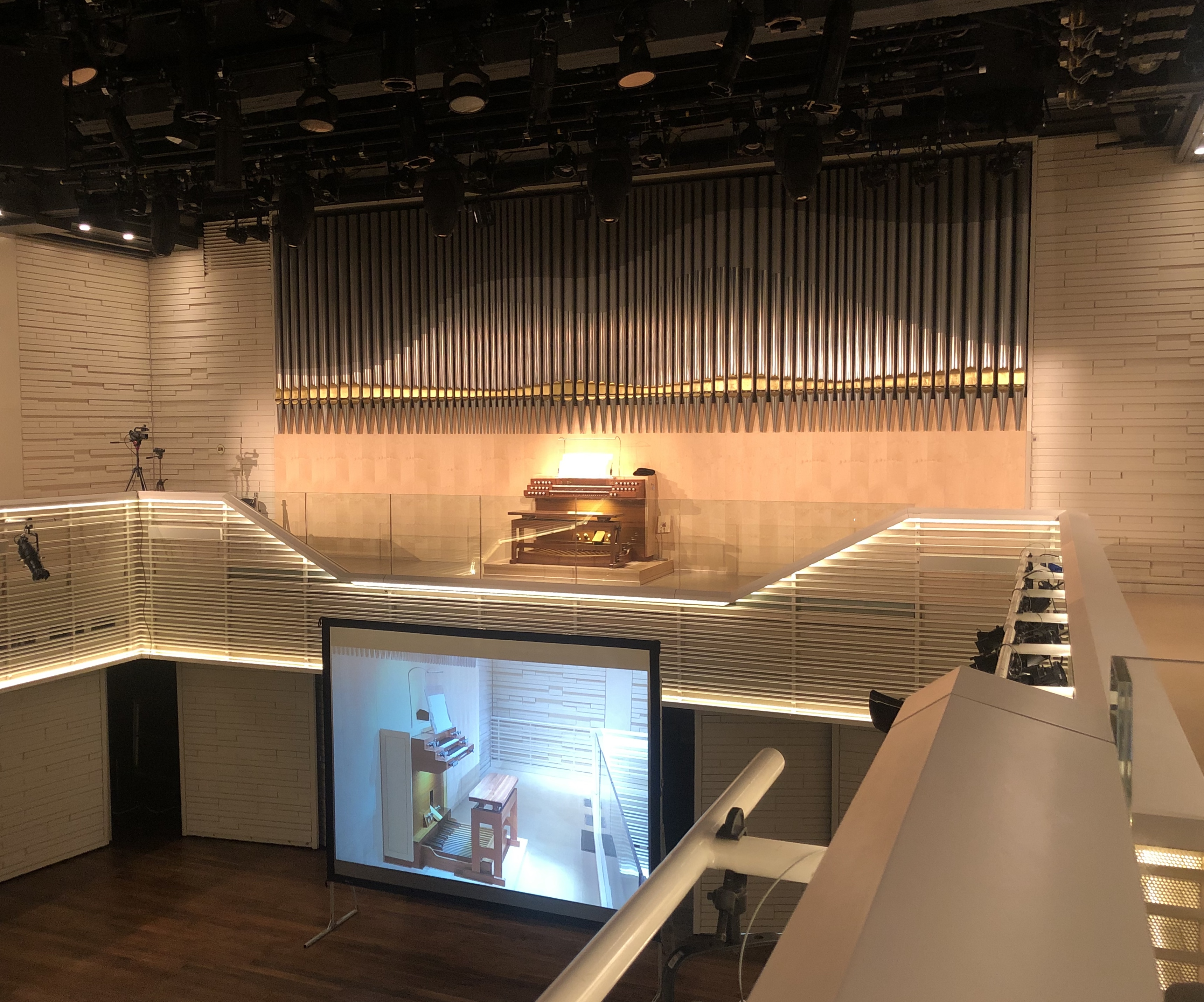 Elma: Орган в концертном зале. Фото: Елена Шафран
