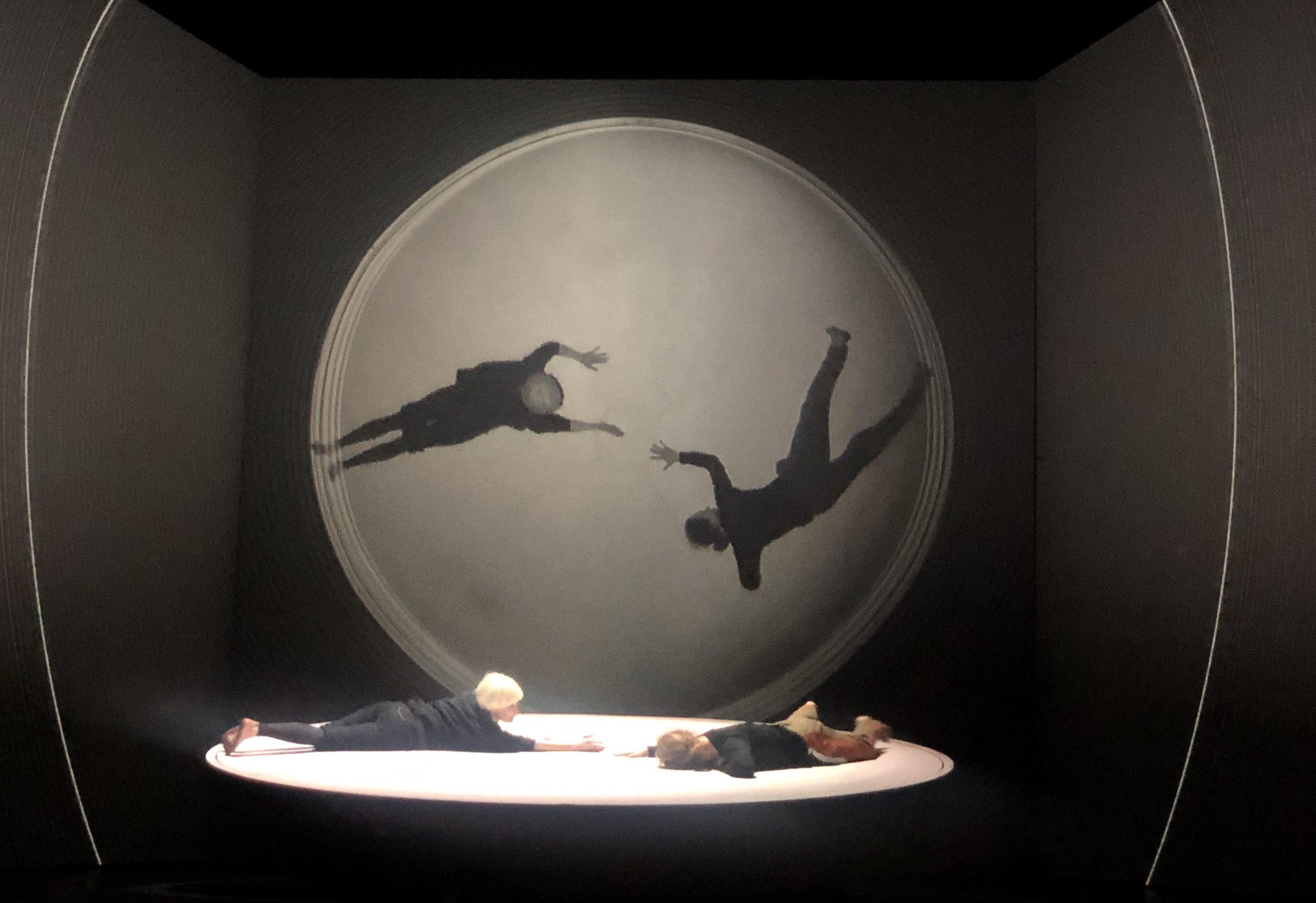 Чулпан Хаматова. Сцена из спектакля «УтроВечер». Фото: Елены Шафран