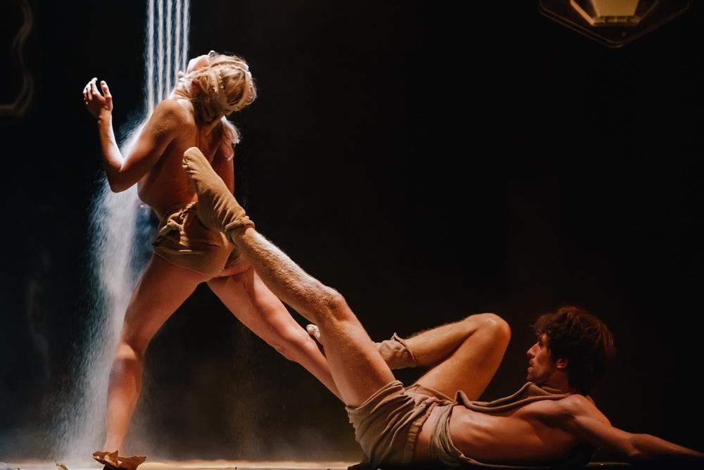 "M.ART: балет ""Сепия"" – фото Дарья Попова"