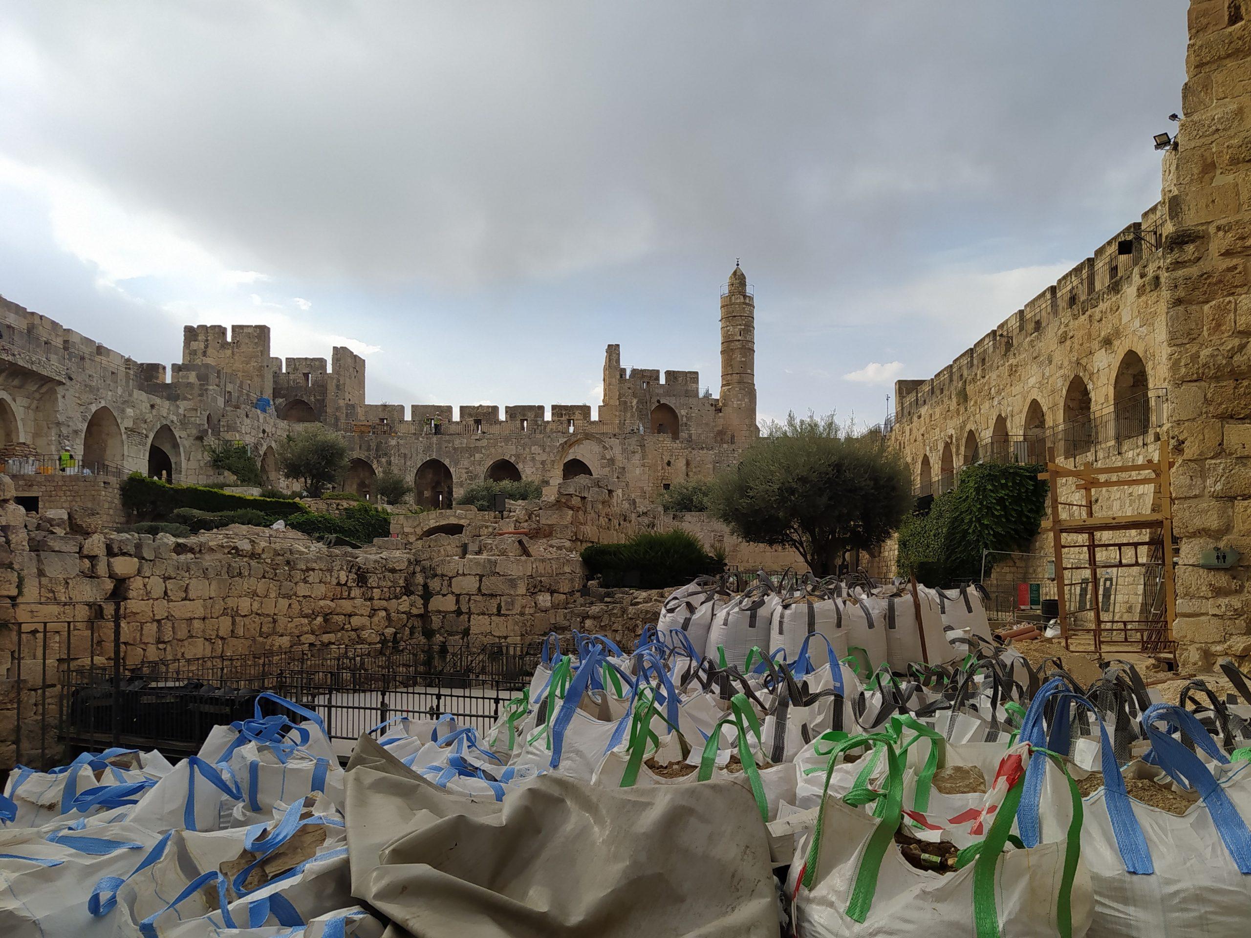 Иерусалим: Музей «Башни Давида» начинает новую жизнь: фото Рики Речмен. Предоставлено пресс-службой музея
