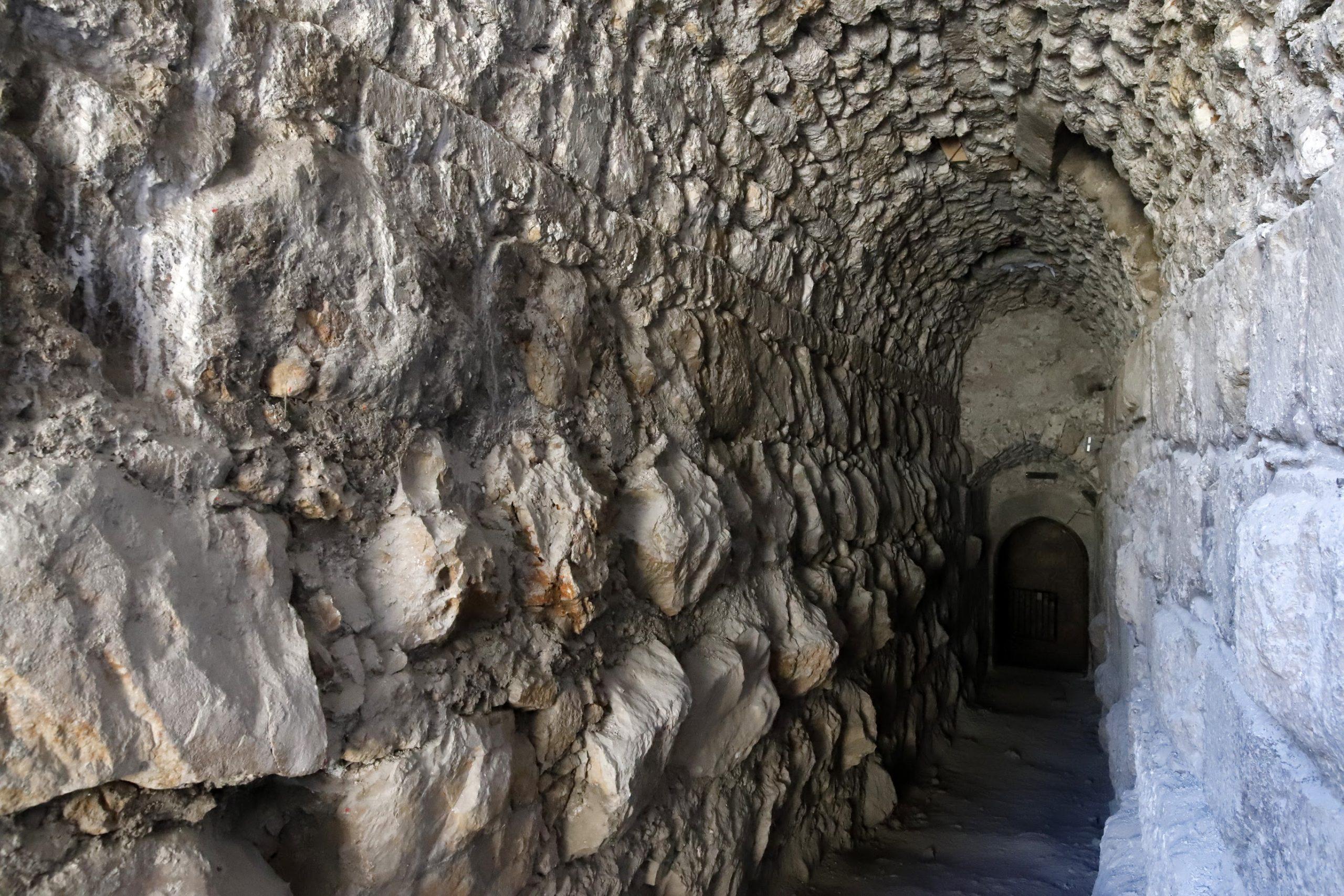 Иерусалим: туннель в прошлое. Фото Рики Речмен. Предоставлено пресс-службой музея