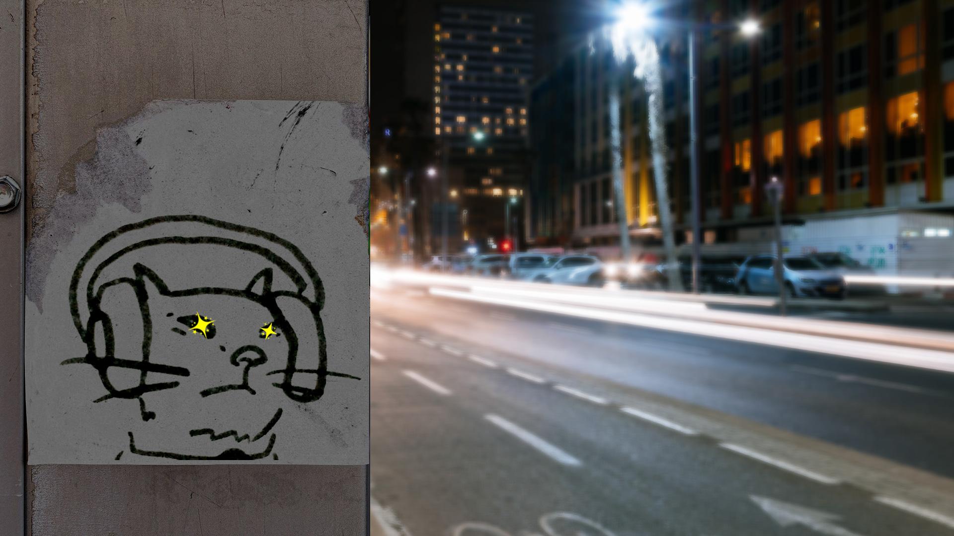 Jaffa Fest 2020: «Я кот, гуляющий сам по себе». Предоставлено пресс-службой фестиваля