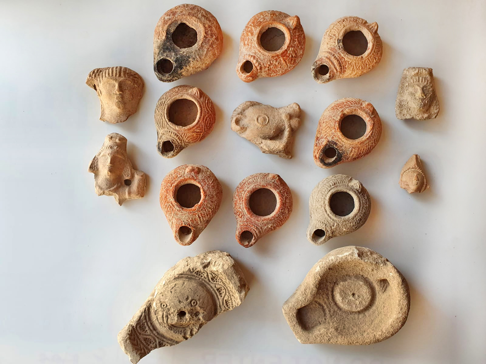 Израильское управление древностей: находки в Байт Натиф: фото Итай Авив