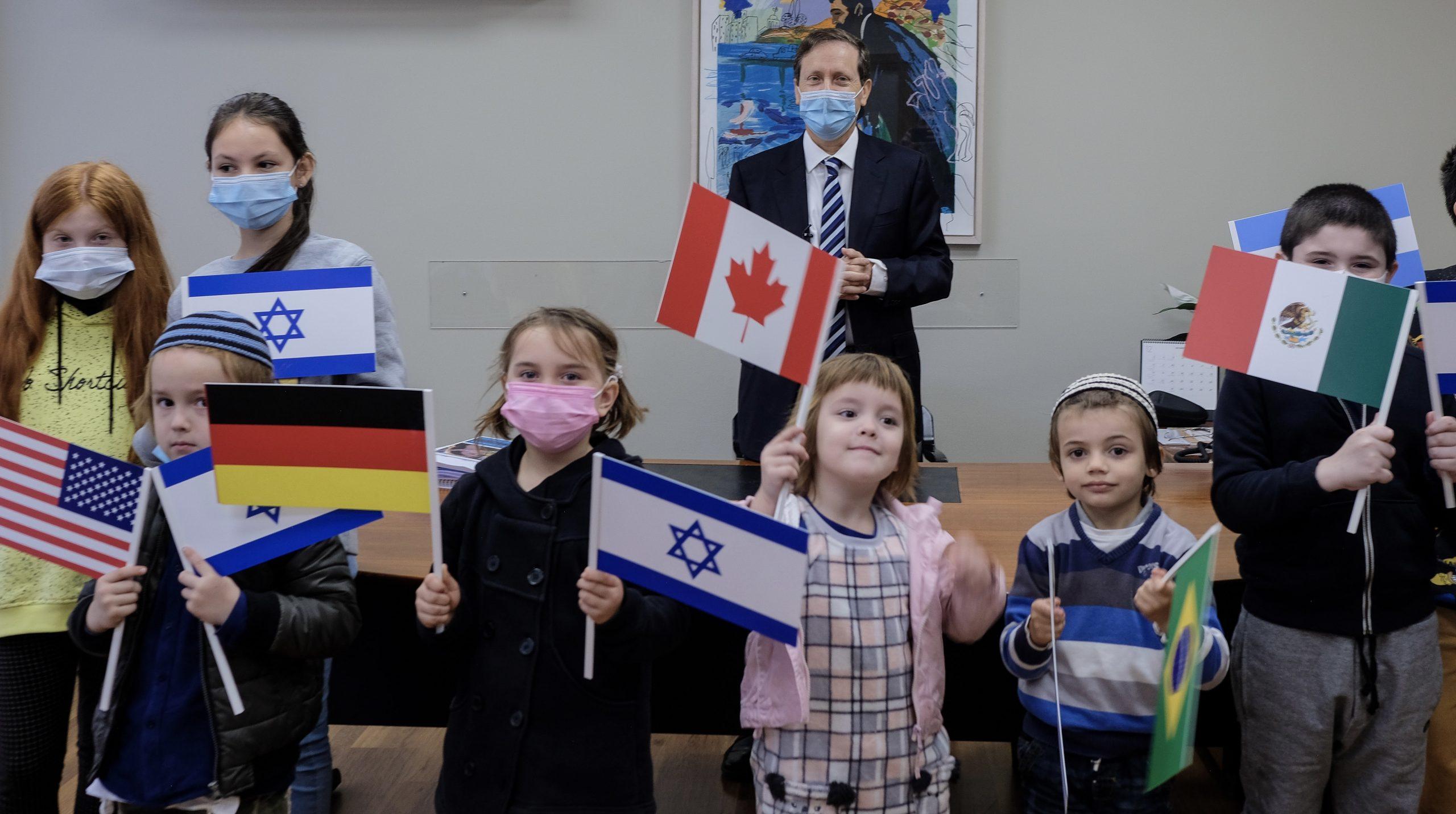 СОХНУТ статистика: 20 000 евреев репатриировались в Израиль в год коронокризиса. Фото Давид Салем, предоставлено пресс-службой СОХНУТ