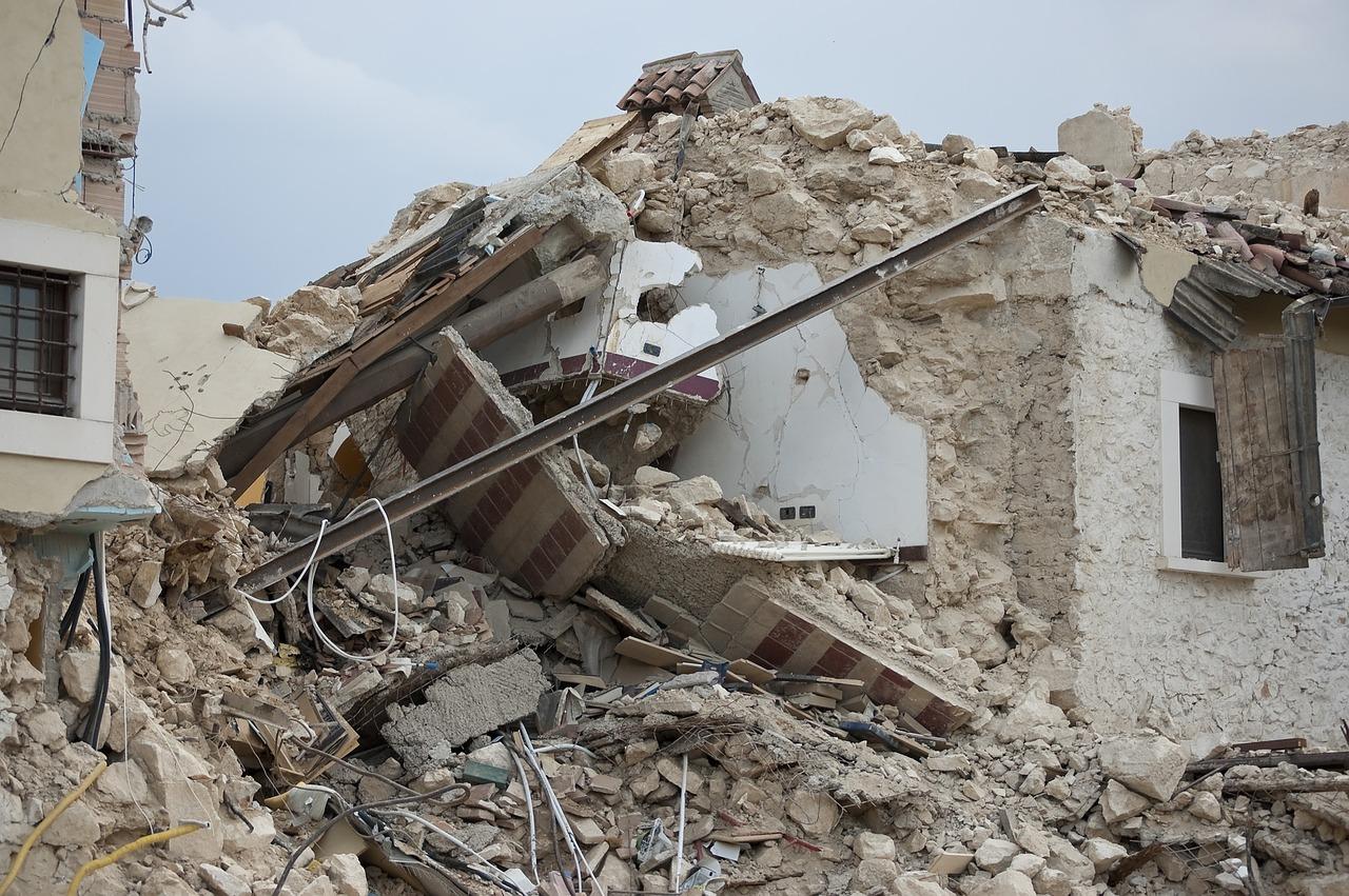 Армения землетрясение: фото Pixabay