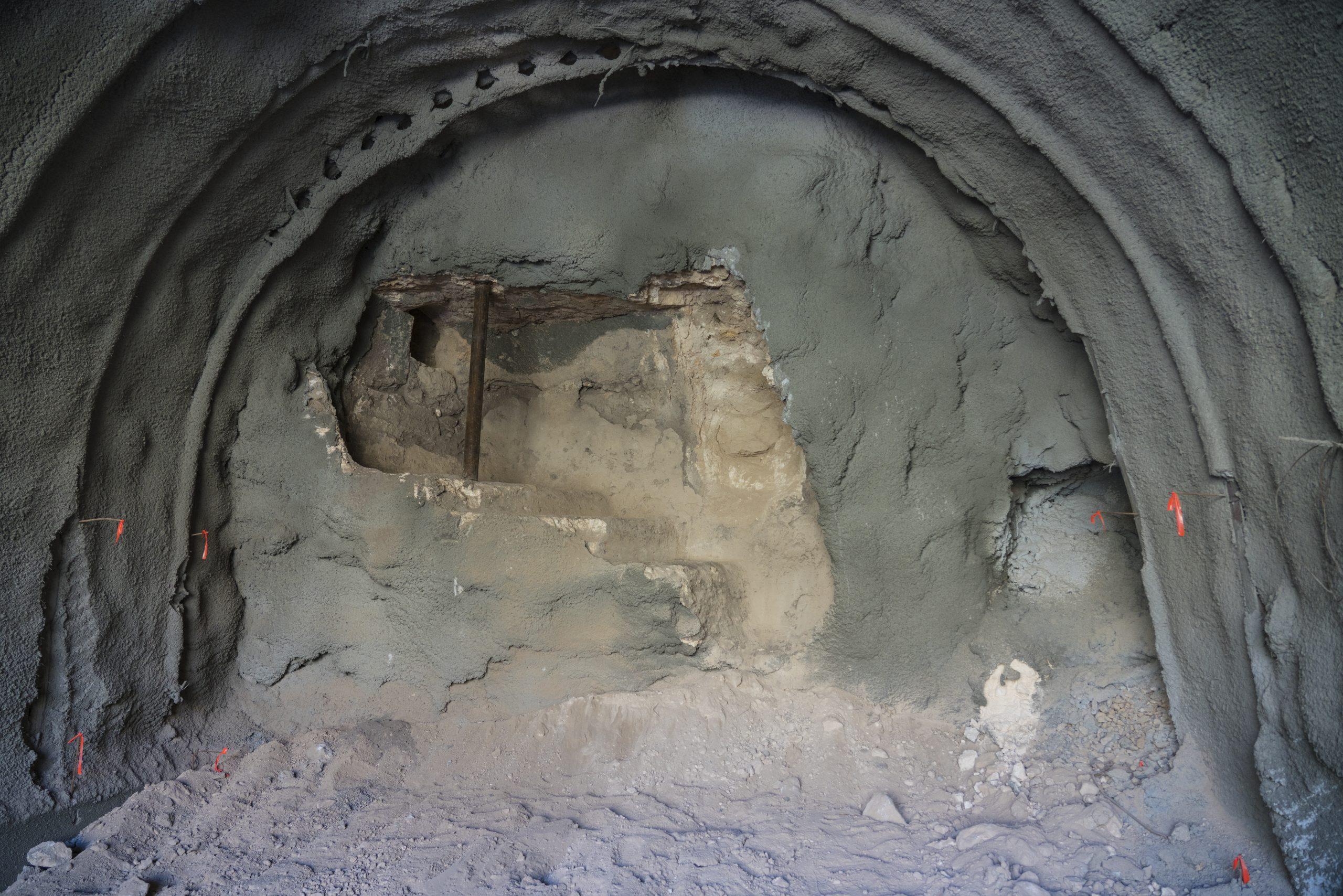 Гефсимания: ритуальный бассейн времен Второго Храма. Фото: Янив Берман. Предоставлено Управлением Древностей Израиля