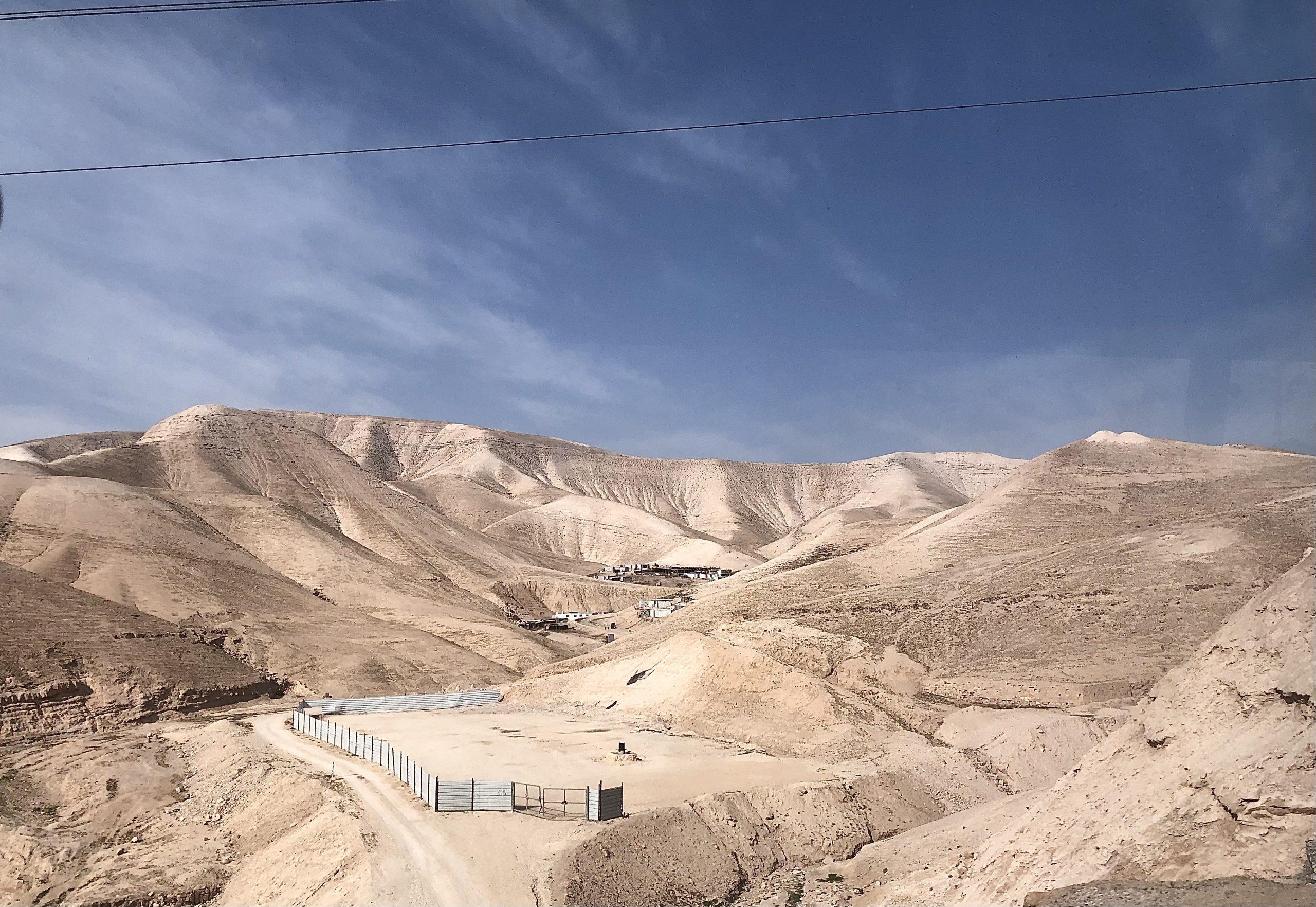 Путешествия по стране. Пустыня Негев. Фото Елены Шафран