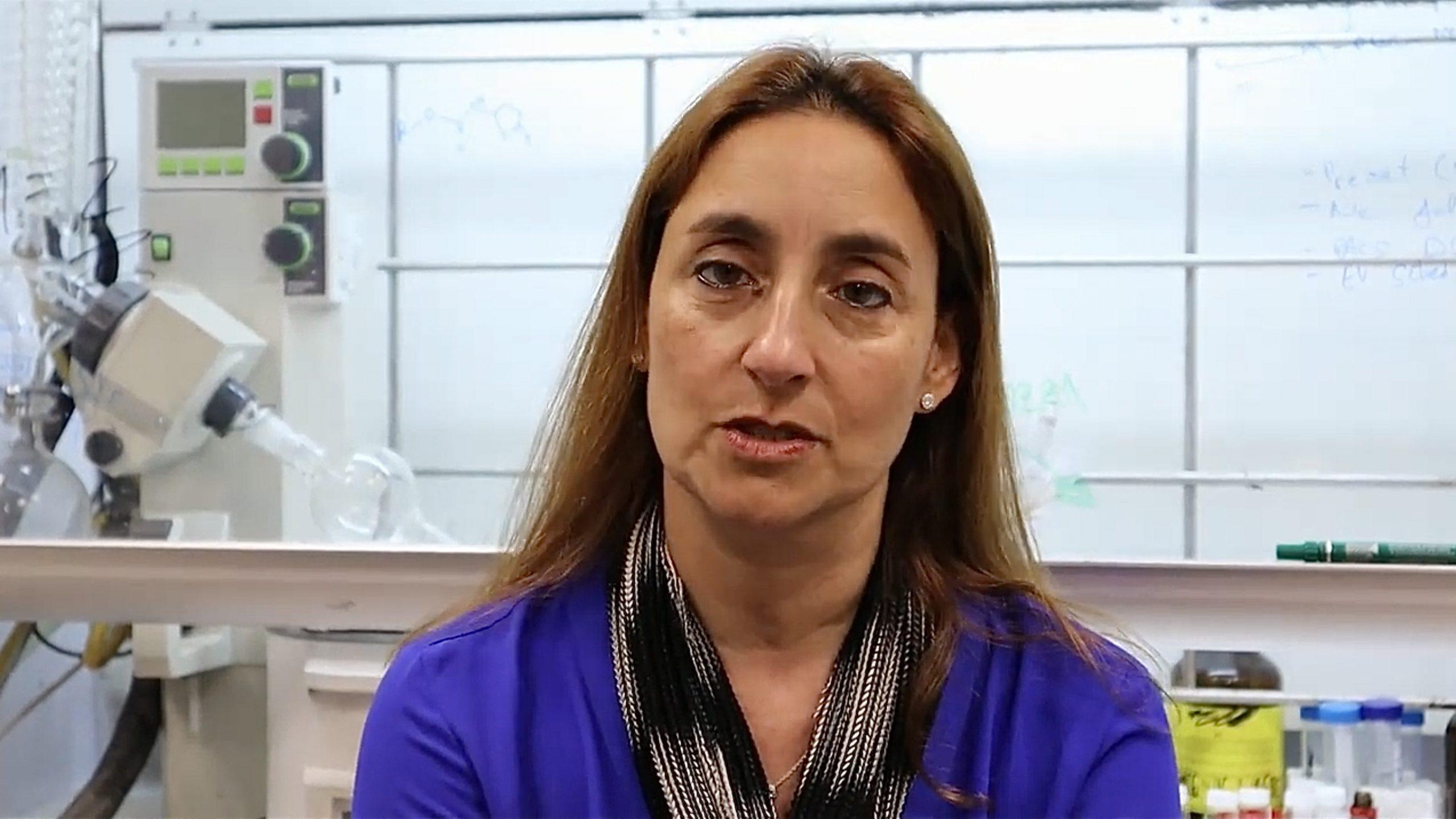 Рак мозга: профессор Ронит Сатчи-Файнаро